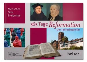 375 Tage Reformation - Der Jahresbegleiter